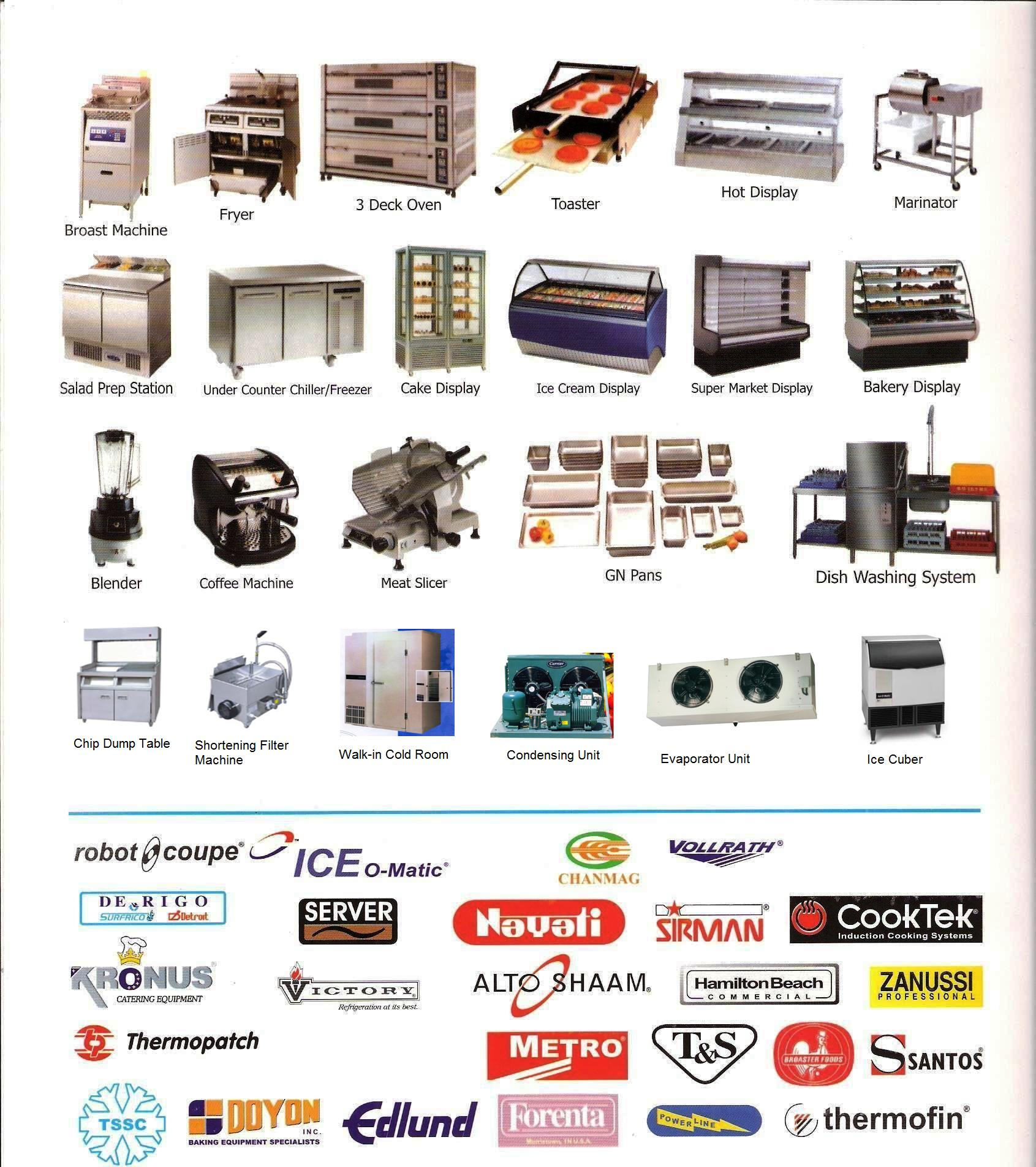 Refrigeration refrigeration kitchen equipment - New uses for home products ...